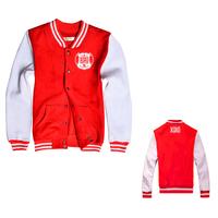 KPOP EXO WOLF XOXO LUHAN KRIS New Fashion Special Baseball Uniform Shirt Mixed Wholesale BQF006