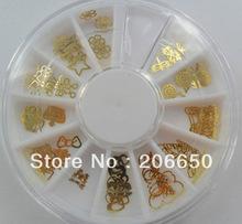 wholesale acrylic nail stickers