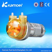 Kamoer 12V DC Motor Small Peristaltic Pump
