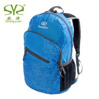Free Shipping New 2015 Ultra- lightweight shoulder bag Backpack Mountaineering  Folding unisex  Skin bag backpacks  0.23kg