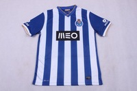 new free shipping thai top quality 2014 13 14 Porto home soccer jersey.