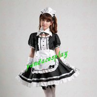 free shipping Maidservant  Cosplay  Costume full set