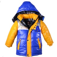 [Child Actor] new 2013 baby clothing children outerwear & coat the winter down jacket for boy children's Childs winter coat