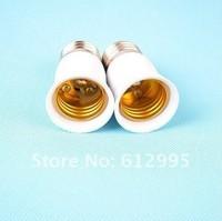 Free shipping, Lamp Bulb Socket Holder E27 Extender Adapter Converter