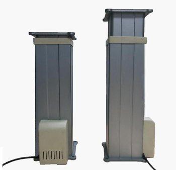Lifting  column,dc 12V,100mm stroke,1500N load 15mm/s