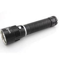 LusteFire DV-08  26650 flashlight  Professional Diving 3 x Cree U2 LED 4800 Lumen 200m Diving Flashlight Torch Light