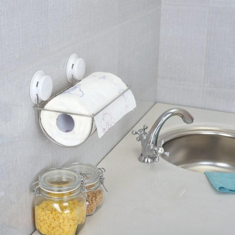 Keuken Rek Kopen : keuken papieren handdoek houder met zuignap rek voor keuken roll