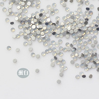 1440ct Nail Art Rhinestones, Flat back Hotfix Rhinestones, Nail Crystal Decoration Rhinestone, No3 Color Rhinestone Free Ship