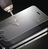 Premium Tempered Glass Explosion proof Screen Protector film for Apple iPhone 5 5G free shipping