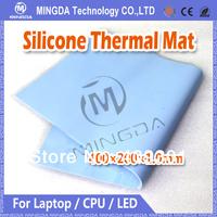 FREE SHIPPING China Manufacturer 400*200*1mm BGA Thermal Mat,Silicone Thermal Pad,Thermal Padding,Laptop Thermal Mat