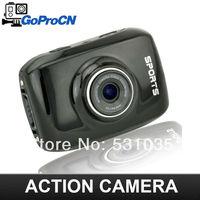 HD 720P Sports DVR Helmet Waterproof Camera HD Action Camera Sport Outdoor Camcorder DV hot digital video cameras free shipping