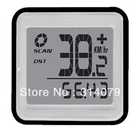 New Holiday Promotion Goods Wireless Bicycle Computer Bike Cycle Meter Free Shipping (DCY-14)
