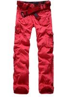 New arrival cargo pants women Dance hiphop trousers female hip-hop pants overalls multi-pocket trousers multi-pocket pants