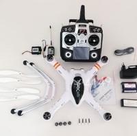 Walkera QR X350 Auto Pilot w/GPS,gimbla,camera Video Transmitter system FPV RTF