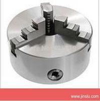 Three jaw chuck k11-100 chucks 100mm machine accessories self-centering lathe chucks
