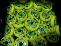 16 wheels Second generation brake wheel wheels skating shoes brake wheel skate wheels roller wheels roller
