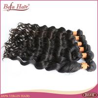 Grade 6A Peruvian virgin hair deep wave 4bundles human hair wavy extension befa hair products free shedding free shipping