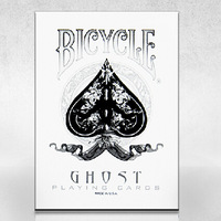 Classic Bicycle White Ghost Deck Playing Card Best Magic Cards High Quality Bicycle Playing Cards Poker