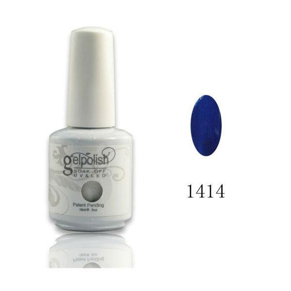New arrival Soak Off UV Gel Nail Polish New 2013 LED Varnish For The Nails 84 Color 10pcs/lot Free Shipping(China (Mainland))