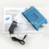Sunhans LCD Display High Gain 850Mhz CDMA 980 Mobile Phone Signal CDMA Booster Repeater Amplifier