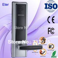 RFID  RF electronic hotel lock for  4 5 star hotel