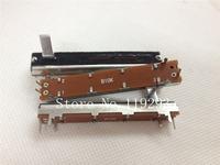 [ SA ]SC6021 N 7.5 cm Slide Potentiometer Single B10K shaft length 15MM--10PCS/LOT