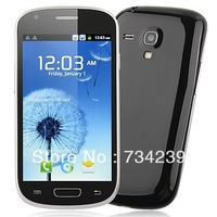 New 4.0 INCH Android4.1 Mini S3 4.0 Smart Phone, 1.0GHz  Cpu Dual Cameras Mobile Phone Dual Sim
