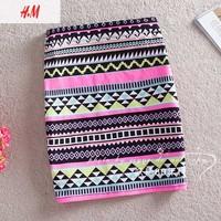 Free Shipping Fashion 2014 Aztec Geometric Patterns Above Knee Mini Brand Skirt Girl Skirt Plus Size Print Pencil Women's Skirt