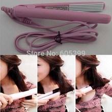 hair straightener promotion