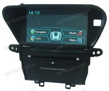 bluetooth car radio car dvd player usb for Honda Spirior