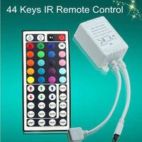 12V 44Key IR Remote Controller for SMD 3528 5050 RGB LED SMD Strip Lights free shipping