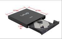 brand new CD,VCD writer DVD driver usb external CD burner  support PC,mini notebook,laptop