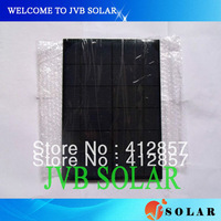HOT small size mini solar panel 5w 5v to 6v monocrystalline pv cells PET laminated without frame