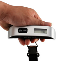 (10g/50kg)  Portable Electronic fishing Luggage Household Digital Scale EL10