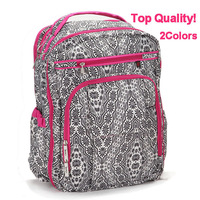 Top Quality 2Colors Large Skinly Double-shoulder Baby Diaper Bags Backpack,Nappy Maternity Bag for Mom Bolsa Maternidade De Bebe