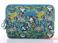 1 pcs KINMAC Fashion Four Seasons Style Laptop Sleeve Bag For iPad Macbook Laptop ! Free Shipping