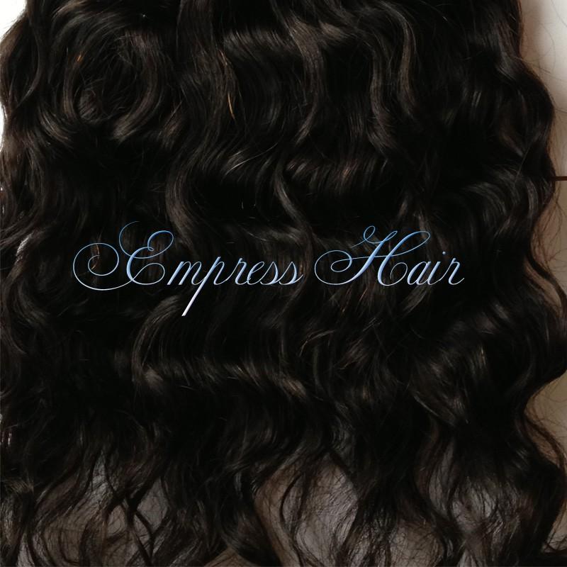 Волнистая прядь волос Empress Hair: By DHL 8-28inch Natural Curly Brazilian Virgin Hair Unprocessed Human Hair Extension Weave 3pcs/lot