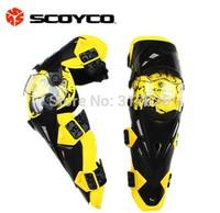 2013 Scoyco K12 joelheira motocross joelheiras de motocross Motorcycle Knee Protector High Quality Sports Free Shipping