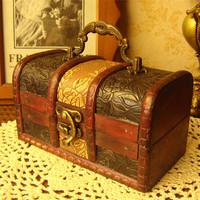 New functional Japanese wood box for jewelry storage, retro box wood wholesale free shipping