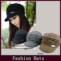 New fashion knitted hat fashion fisherman hat baseball cap duck tongue free shipping
