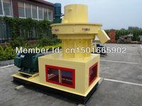 CFKJ560 ring die wood Pellet Machine with 90KW  1t -1.5t/h