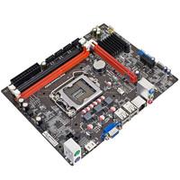 2015 Colorful C.H61U V27 H61 Desktop Motherboard 1155 interface with HDMI + VGA Interface Intel H61 chipset  LGA1155 deals