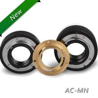 Aputure Copper Focus Macro Extension Tube Set For Nikon AI Lenses AC-MN