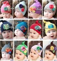 many colors baby headwear baby caps baby bandanas 1-5yrs