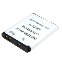 Digital Boy 1 pcs EN-EL19 EN EL19  Camera Battery  For Nikon S2500/S3100/S4100