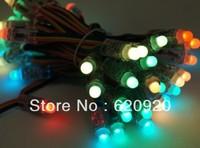 DHL free shipping,DC5V 12mm ws2801 LED Pixel