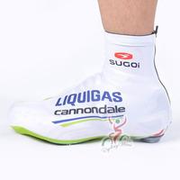 New tour de france LIQUIGAS  team bike bicycle shoe covers, cycling shoe covers