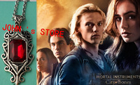 Freeshipping 20PC a lot The Mortal Instruments: City of Bones ISABELLE NECKLACE Angelic Power Necklace GZC011