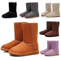 2014 Shoes Woman Winter Flats Botas Femininas Brand Fashion Platform Snow Boots Casual Women Boots Botas Masculinas ILXZ2009