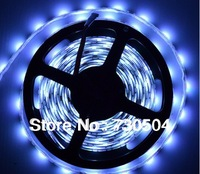 50M/lot rgb SMD 5050 300 LED 60leds/M flexible Strip Waterproof Light free shipping